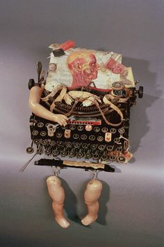 Joel Daavid: The Organs Of Special Sense.