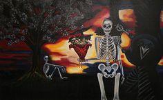 The Elpis of Their Heart Things~Original Art-Elizabeth A Soroka