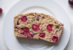 Slightly Sweet Cranberry Walnut Quick Bread   Pickles and Honey