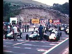Circuit Clermont Ferrand - Charade le 26 juillet 1959 - Course de Formule 2