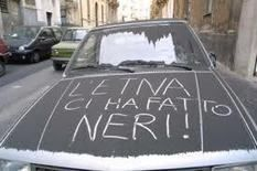Eruzioni Etna, la Regione chiede lo stato di calamità per l'emergenza cenere a Zafferana e dintorni - Meteo Web