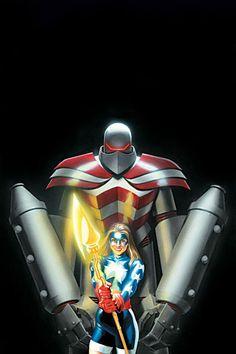 JSA #81 | DC Comics Stargirl and S.T.R.I.P.E
