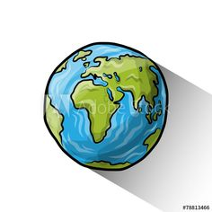 Find Doodle Globe Vector Illustration Your Design stock images in HD and millions of other royalty-free stock photos, illustrations and vectors in the Shutterstock collection. Globe Drawing, Wall Drawing, Earth Drawings, Cool Drawings, Art Globe, Brain Art, Doodle Tattoo, Globe Vector, Kids Room Wall Decals