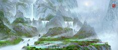kung fu panda 3 concept art - Поиск в Google