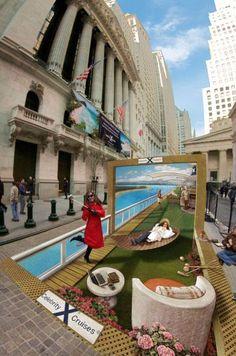 3D Street Art  So great