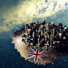 Starship UK.  Beast Below.