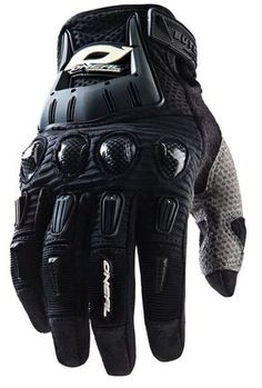 2015 O'Neal Butch Carbon Fiber Mx Dirt Bike Off-Road ATV Quad Motocross Gloves