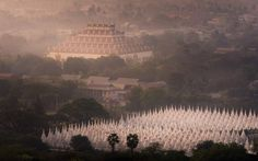 Kuthodaw & Atum ash kyaung by Impossi[A]ble   on 500px