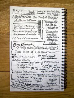 Inc. 500|5000 2012 Sketchnotes Page 10 of 15 | by Think Brownstone