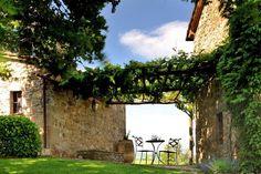 Una espectacular villa italiana /A spectacular villa in Italy