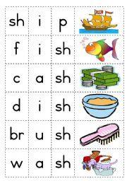 English teaching worksheets: Consonants