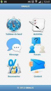 Umalis Connect , l'application qui géolocalise les offres de mission aux consultants portés