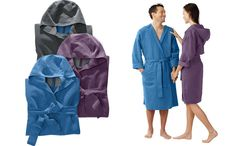 A soft, superfast-drying robe & towel in one – RobeTowl™ | PackTowl®