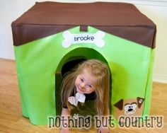 Fun dramatic play! vet clinic? Or like Doc McStuffins (sp?) an stuffed animal dr!! Great idea