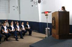 Escuela de Enfermería realizó su primera ceremonia de investidura.