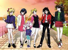 Фотографии Sailor Moon•SM Crystal • Сейлор Мун•СМ Кристалл | 142 альбома