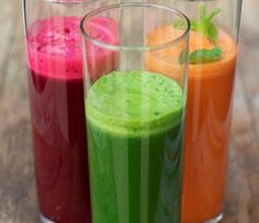 great fruit and veggie smoothie recipe