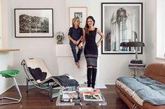 Dina Broadhurst : an art world It Girl up now on ModaFamilia.com