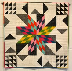 A Quilter's Table: Modern Solstice.