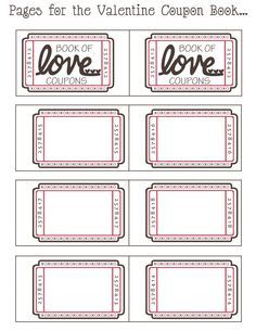 valentine coupon book printable bloggers fun family projects