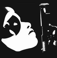 Black Girl Art, Black Art, Art Girl, Hip Hop Logo, Bad Candy, Trill Art, Rapper Art, Hip Hop Art, Wu Tang