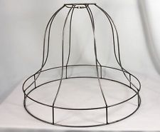 Vintage lampshade wireframe lamp shade wire frame abaury do vintage lampshade wireframe lamp shade wire frame abaury do lamp pinterest wireframe greentooth Image collections