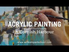 acrylic painting techniques|free lessons & video tutorials|Beginners painting tips