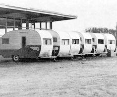 Aljoa Campers Vintage Photo