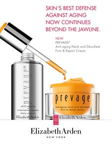 We're bringing anti-aging below the jawline – see how to give your neck & decollete some extra love with #PREVAGE
