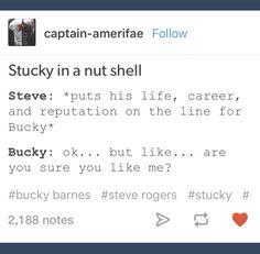 Stucky in a nutshell