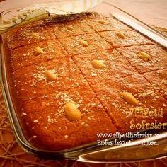Şam Tatlısı Tarifi - Afiyetli Sofralar - Yemek Tarifleri