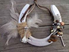 Decorative Horseshoe. Western Home Decor by HorseShoeFever. Country, Rustic, Modern, Farm, Ranch, Cowgirl, Cowboy, Horses, Rodeo, Wall Art, Birthday, Graduation, Christmas, Gift Idea, Present Ideas, Wedding, Baby Shower