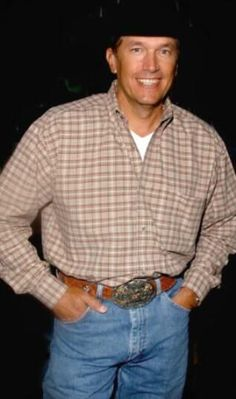 Photo of George Strait for fans of George Strait 1195369 Country Musicians, Country Music Artists, Country Singers, George Strait Family, George Strait Pure Country, Joyce Taylor, Team Roper, Country Men, Country Bands