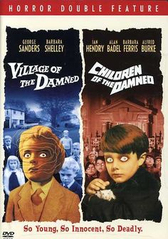 Warner Village of the Damned/Children of the Damned