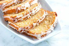 Orange Coconut Bread Recipe