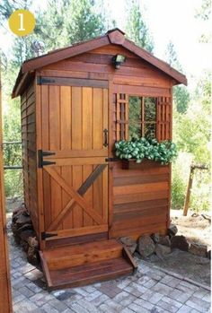Storage Shed Foundation Plans and PICS of Backyard Shed Plans Lowes. 85533145 Storage Shed Foundatio Diy Storage Shed Plans, Small Shed Plans, Backyard Storage Sheds, Wood Shed Plans, Small Sheds, Diy Shed, Storage Ideas, Smart Storage, Outdoor Storage