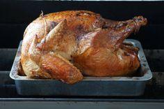 Thanksgiving turkey on the BBQ [OC] [3930x2611] #foodporn #food #foodie #yummy #yum #foodgasm #nomnom #delicious #recipe