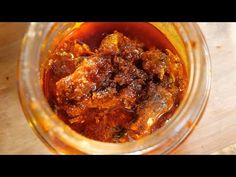 Ingredients For marination mackerel 1 kg salt as required a pinch of turmeric powder For masala 25 red chilies garlic pods Goan Recipes, Fish Recipes, Recipies, Mackerel Fish, Tiffin Recipe, Pickels, Red Chili, Turmeric, Beef