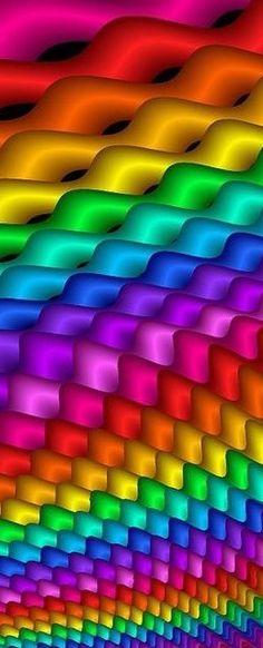 Spectrum of color!