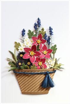 Floral Piece - by: unknown artist