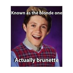 duhhh every one knows that and its ok i have blonde in my natural brown too!!!!!!!!❤