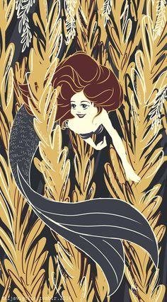 10/18 colour scheme prompt - Ariel for untamed-idealist