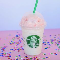 The Starbucks Birthday Cake Frappuccino Vanishes Tomorrow, So Try These 14 Secret Menu Frapps That Taste Like Baked Goods Instead