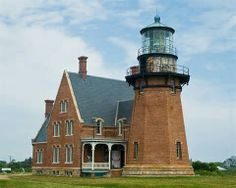 Lighthouse on Block Island