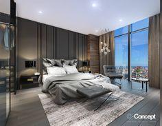 02_Luxury Area : 179.1 SQM Floor Level : 22-23-24 Style : Luxury ModernXem bản dịch