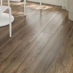 American Pecan flooring - hallway kitchen utility and dining room Hall Flooring, Laminate Flooring, Flooring Ideas, Kitchen Utilities, New Kitchen, Kitchen Ideas, Dark Wood Floors, Flat Ideas, Stairways