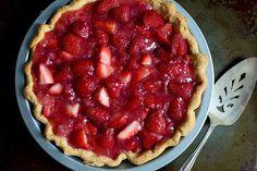 Fresh Strawberry Pie recipe on Food52