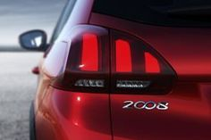 The high quality materials evident through touch and finish in the New Peugeot 2008 SUV are a reference in this market sector. Peugeot 2008, 3008 Peugeot, Compact Suv, Honda Logo, Diesel Engine, Photos Du, Driving Test, Cgi, Cars