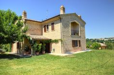 This is the perfect family home in region Marche: cosy, all restored, spacious enough and surrounded by a good amount of land for your kids to play out in the open air, yet, with some neighbours and not too far from the centre of Macerata, a lovely town made of a combination of history, architecture, art, culture and services. The...