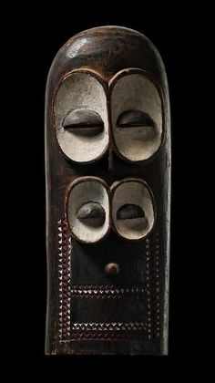 Anthropo-zoomorphic Bembe masks, D.R. Congo, Africa, n.d.
